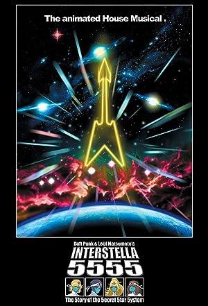 Interstella 5555: The 5tory of the 5ecret 5tar 5ystem poster