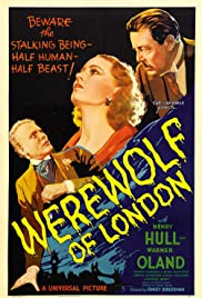 Werewolf of London (1935) Poster - Movie Forum, Cast, Reviews