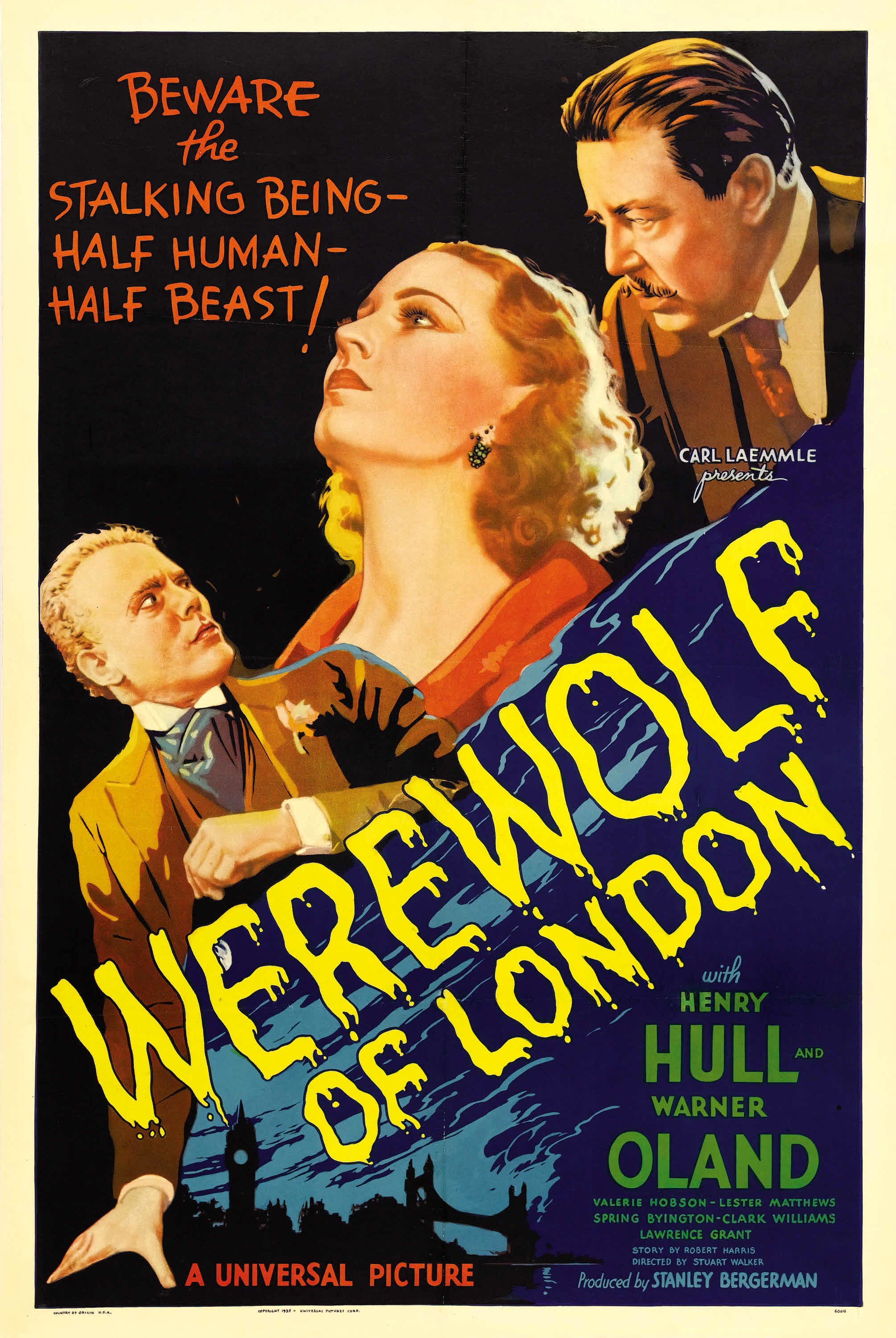 image Werewolf of London Watch Full Movie Free Online