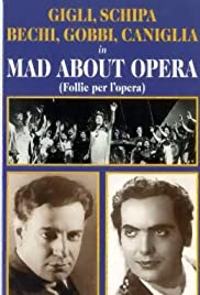 Mad About Opera Poster