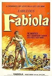 Fabiola(1949) Poster - Movie Forum, Cast, Reviews