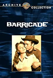 Barricade (1950) Poster - Movie Forum, Cast, Reviews