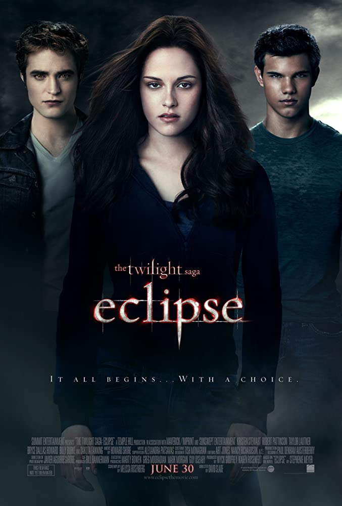 The Twilight Saga Eclipse 2010 720p BRRip Dual Audio Watch Online Free Downloa