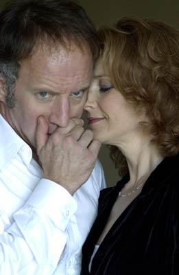 Debra Winger and Arliss Howard at Big Bad Love (2001)