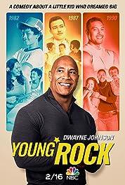 Young Rock - Season 1 (2021) poster