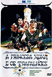A Princesa Xuxa e os Trapalhões Poster