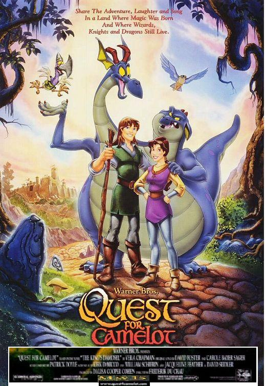 Demon Critic: Quest for Camelot Review by Shadow-DJ on