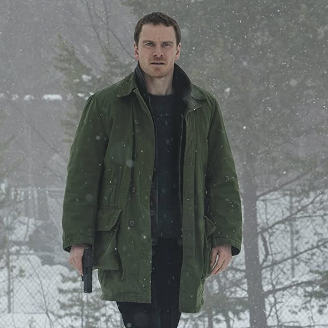 Michael Fassbender in The Snowman (2017)