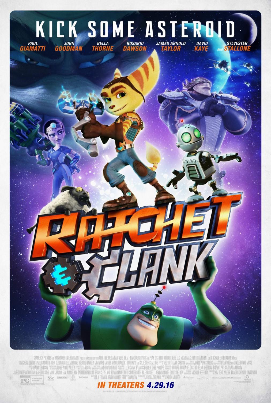 Ratchet And Clank Movie Stream German