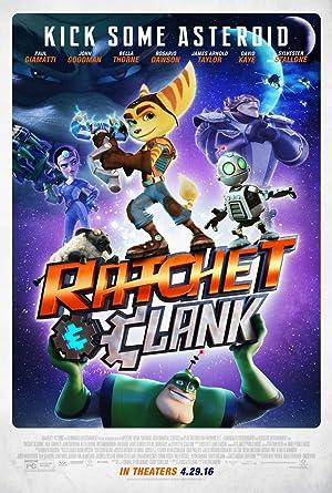 Heróis da Galáxia Ratchet e Clank Dublado
