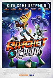 Ratchet & Clank Poster