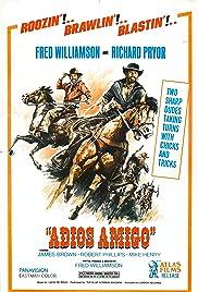 Adiós Amigo(1976) Poster - Movie Forum, Cast, Reviews