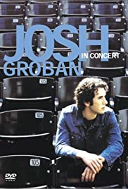 Josh Groban in Concert Poster