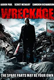 Wreckage Poster