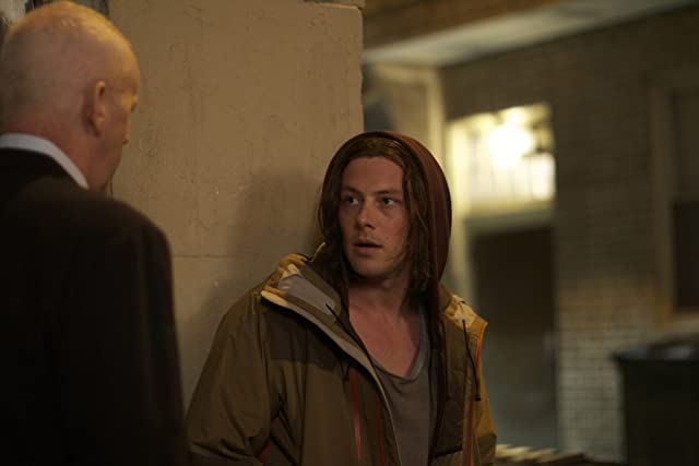 David Morse and Cory Monteith in McCanick (2013)