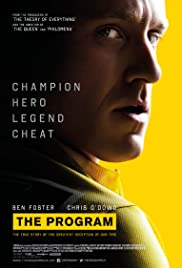 The Program (2015) Poster - Movie Forum, Cast, Reviews
