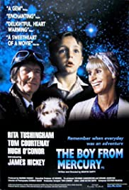 The Boy from Mercury Poster