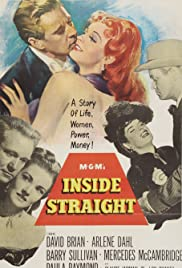Inside Straight (1951) Poster - Movie Forum, Cast, Reviews