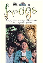 Frogs! Poster