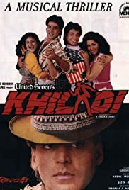 Khiladi(1992) Poster - Movie Forum, Cast, Reviews