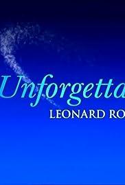 The Unforgettable Leonard Rossiter Poster