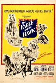The Eagle and the Hawk (1950) Poster - Movie Forum, Cast, Reviews