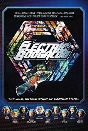 Electric Boogaloo: The Wild Untold Story of Cannon Films (2014) Download on Vidmate