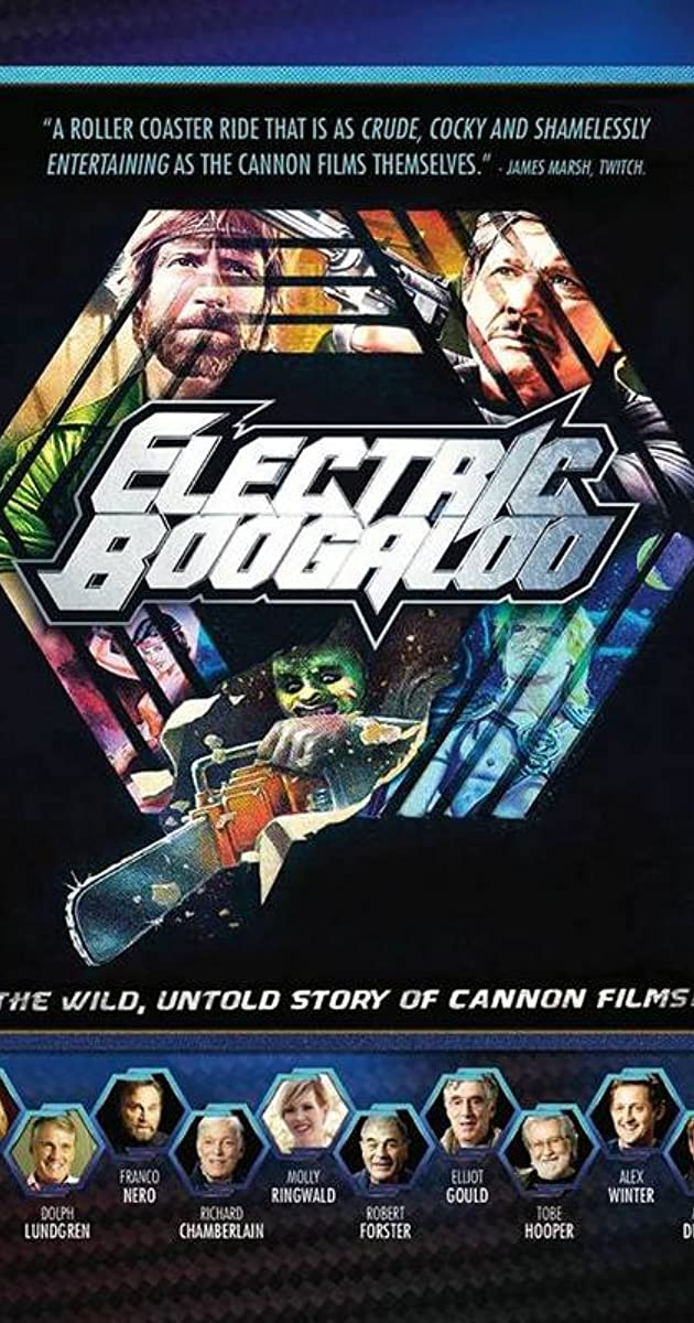 Electric Boogaloo: The Wild, Untold Story of Cannon Films (2014) - IMDb