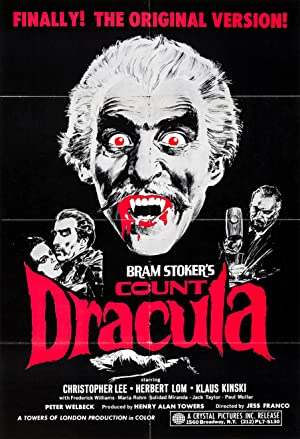 watch Count Dracula full movie 720