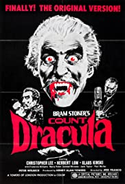 Count Dracula (1970) Poster - Movie Forum, Cast, Reviews