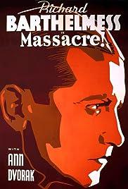 Massacre(1934) Poster - Movie Forum, Cast, Reviews