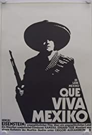 Eisenstein's Mexican Project Poster