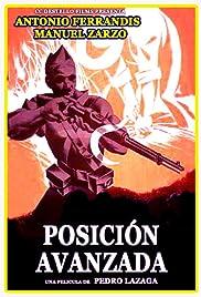 Posición avanzada Poster