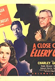 A Close Call for Ellery Queen Poster