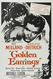 Golden Earrings (1947) Poster - Movie Forum, Cast, Reviews