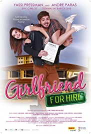 Girlfriend for Hire Poster