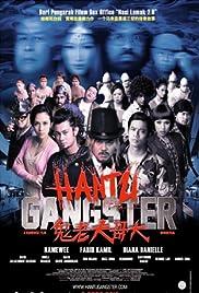 Hantu Gangster Poster