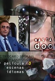 ¡Hasta nunca, Doctor! Poster