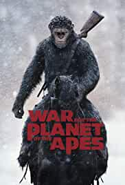 War for the Planet of the Apes (2017) BRRip 480p 450MB Dual Audio Org ( Hindi – English ) MKV