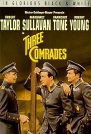 Three Comrades Poster