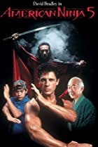 American Ninja 5 (1993) Poster