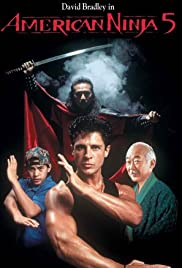 American Ninja 5 (1993) Poster - Movie Forum, Cast, Reviews