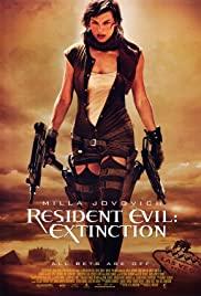 Resident Evil: Extinction (2007) Poster - Movie Forum, Cast, Reviews