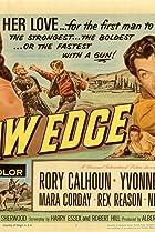 Raw Edge (1956) Poster