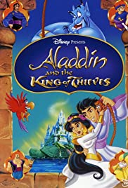 Aladdin and the King of Thieves (English)