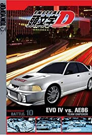 Initial D Poster - TV Show Forum, Cast, Reviews