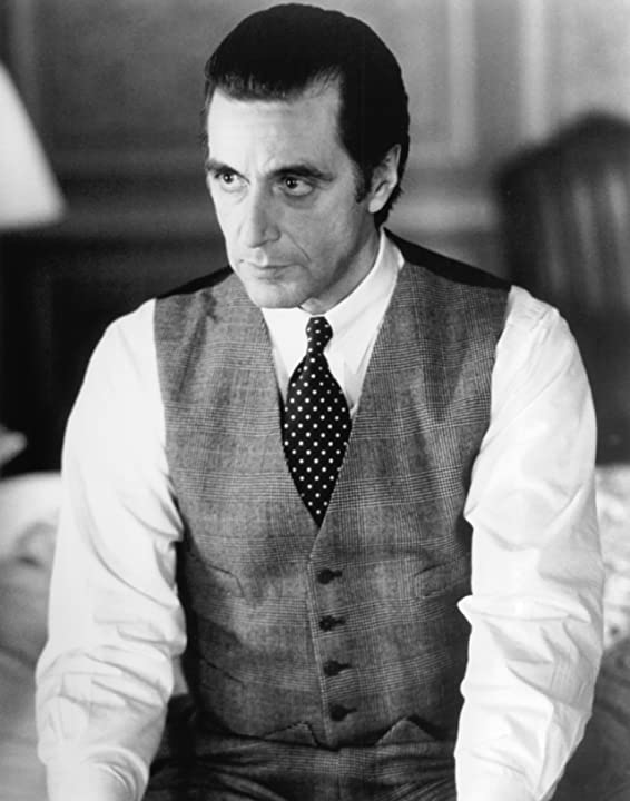 Al Pacino in Scent of a Woman (1992)