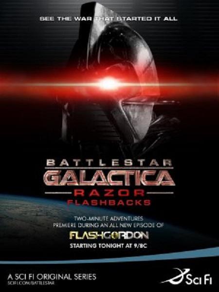 Battlestar Galactica: Razor Flashbacks: Escape | Season 1 | Episode 7