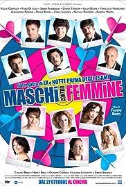 Maschi contro femmine Poster