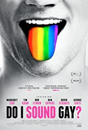 Do I Sound Gay?(2014) Poster - Movie Forum, Cast, Reviews